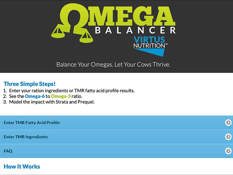 OmegaBalancer