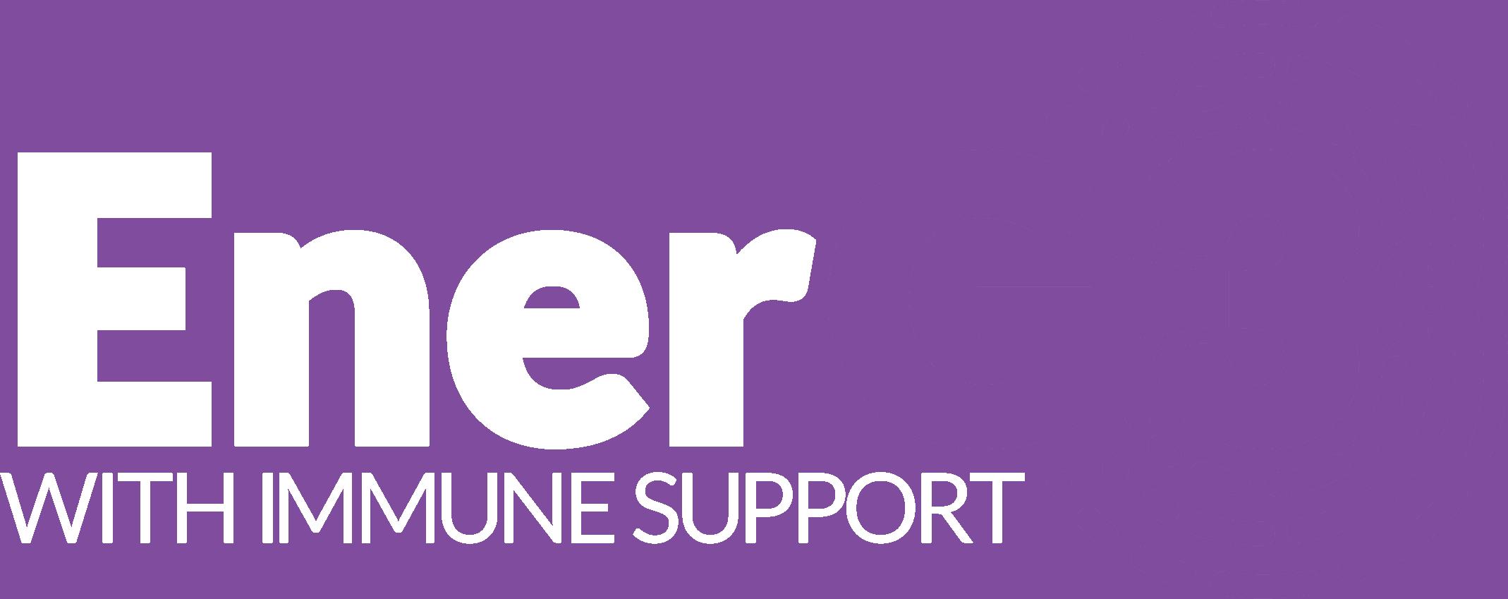 EnerG 3 Logo White
