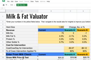 Milk-Fat-Valuator-Screen-Home