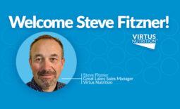 Welcome Steve Fitzner